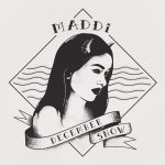 MADDI - December Snow - Cover